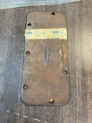 1968 Ford Truck Pto Power Take Off Cover Panel 6 Hole Nos Fomoco 621