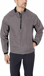 Charles River Apparel Menand039s Bunker Windshirt Regular And Big-tall Sizes