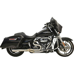 Harley Bassani - Exhaust System Road Rage Iii 21 Touring 17-21 Raw 4