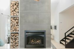 White Mountain Hearth 36 Vail Vent Free Fireplace Natural Gas Millivolt