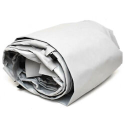 Lund Boat Mooring Cover 2098718 | 1900 Tyee 2013 Light Gray