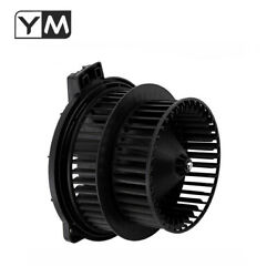 1p A/c Ac Heater Blower Motor W/fan Cage For 01-09 Toyota Prius 87103-47020