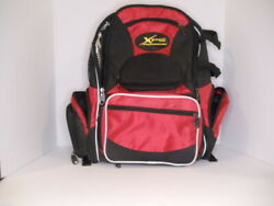 Bass Pro Shops Xps Extreme Performance Series Red Tackle Bag