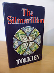 The Silmarillion First Edition 1977 Allen And Unwin Jrr Tolkien Lord Of The Rings