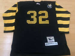 Rare Mitchell And Ness 1949 Chicago Hornets Afl Football Jersey Sz 56