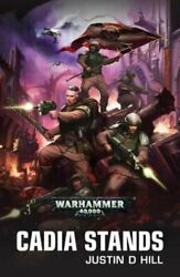 Cadia Stands By Justin D Hill New