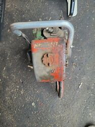 Homelite Chainsaw 5-20la For Parts Or Repair