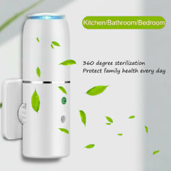 3 In 1 Air Purifier Fresh Negative Ionizer Uv-c Ozone Cleaner With Aromatherapy