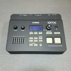 Yamaha Dtx700 Drum Trigger Module Power Supply With Updated Firmware V1.10 Used