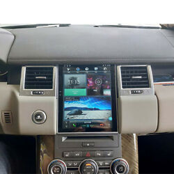 Android 9.0 Tesla Radio Vertical Screen Gps For Land Rover Discovery 4 2009-2013