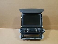 16-17 Cherolet Impala Mylink Touch Screen Radio With Trim 23505950