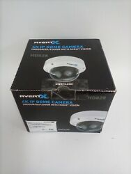 Avertx Hd828irm 4k Ip Dome Security Camera Indoor/outdoor Night Vision True Wdr