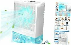 Portable Outdoor Air Conditioner Fan, Personal Misting Humidifier Evaporative