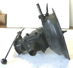 1929 Chevy Chevrolet Transmission From Restored Car Used Transmission