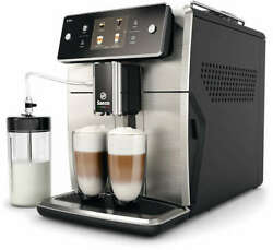 Philips Saeco Xelsis Sm7683/10 Kaffeevollautomat Touchscreen And Edelstahlfront