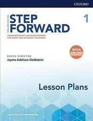 Step Forward 2e 1 Lesson Plans Brand New Free Pandp In The Uk