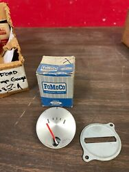 1961-63 Ford Truck Temperature Gauge Nos Ford 721