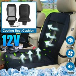 Seat Massage Cushion Summer Cool Car Universal Back Waist Support Chair Cover