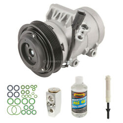For Ford Fusion And Mercury Milan 2007-2009 Ac Compressor W/ A/c Repair Kit Dac