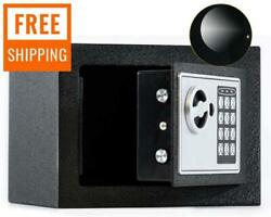 New Digital Electronic Safe Security Box Jewelry Cash Home Office Hotel
