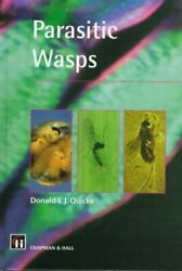 Parasitic Wasps Hardcover By Quicke Donald L. J. Brand New Free Shipping
