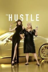 Anne Hathaway Screen Worn Dress From The Hustle With C.o.a. From Mgm Studios
