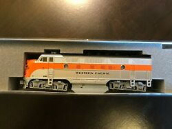 N Scale Kato F3a Wp Western Pacific Dcc Equipped Tcs Decoder