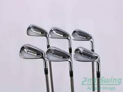 Taylormade P770 Iron Set 5-pw Graphite Stiff Right 38.0in