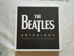 Beatles Anthology Box Set-all Together Now-ultra-rare Japan-9 Lp Never Played