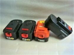 Lot of 41 Power Tool 18 Volt Battery PARTS ONLY 2 Black amp; Decker 2 Generic