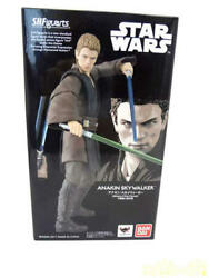 Bandai S.h.figuarts Anakin Skywalker Attack Of The Clones Early Purchase Limited