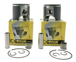 Ski-doo Gtx 500ss Sport2006-2009pro-x .040 Pistons And Poignet Broche Roulements