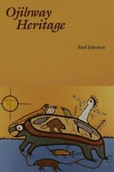 Ojibway Heritage Paperback By Johnston Basil Brand New Free Shipping In T...