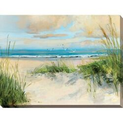 Catching The Wind Giclee Stretched Canvas Wall Art Extra Large