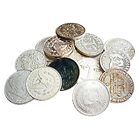 Lot Of 20 X 1 Oz Assorted Silver Round