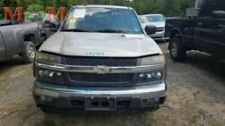 Front Clip Chrome Bumper With Fog Lamps Fits 04-12 Canyon 1958159