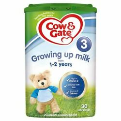 Cow And Gate 3 Growing Up Milk Powder 1-2 Yrs 800g