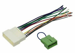 Dome Light Car Stereo Wiring Harness Wire Aftermarket Radio Install For Civics