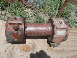 Ramsey Pto Winch Y50r For M116 Military Tracked Vehicle