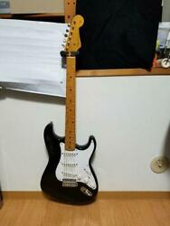 Fender Electric Guitar Signed By Masayoshi Takan