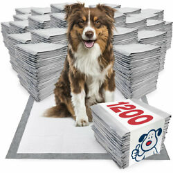 Improved- Valuepad Ultra Premium Puppy Pads Large 28x30 Inch 1200 Count