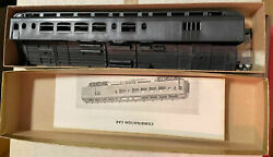Roundhouse Ho-scale 6083 Pullman Palace Combination Car Kit Nos Black
