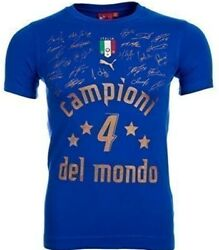 2880/99 Italy Shirt Limited Edition Authentic Campione Of The World 2006