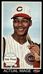1964 Topps Giants 56 Vada Pinson Reds 8 - Nm/mt