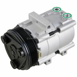 For Ford F-150 And F-150 Heritage Ac Compressor And A/c Clutch Dac
