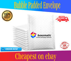 New White Padded Bubble Envelopes Bags Special Price