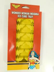 Wonder Woman Ice Cube Tray Dc Comics Ww Insignia Cube Icup Designs New