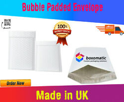 Bubble Padded Mail Envelopes Letter Postage Supply Mailer Shipping Post Bag