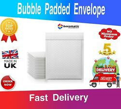 White Padded Bubble Envelopes Bags Ep2 A6 Size Special Price