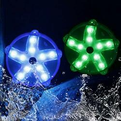 3.3 Led Floating Pool Lights For Bathtub Fountain Hot Tub Ip68 Waterproof Colo